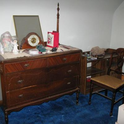 DRESSER WITH MIRROR   BUY IT NOW $ 145.00