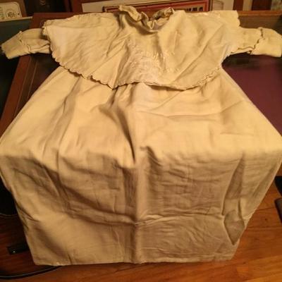 Antique Infant Gown