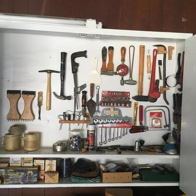 Screwdrivers; wrenches and more!