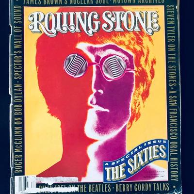 Rolling Stone special issue. #585. Aug 23, 1990.
