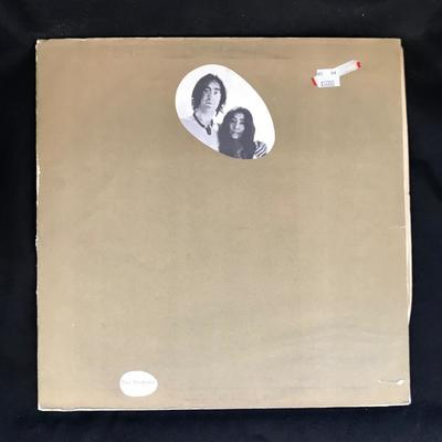 LP   Record   Vinyl.  John Lennon & Yoko Ono.
