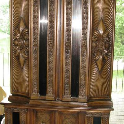 Matching chest with doors  BUY IT NOW