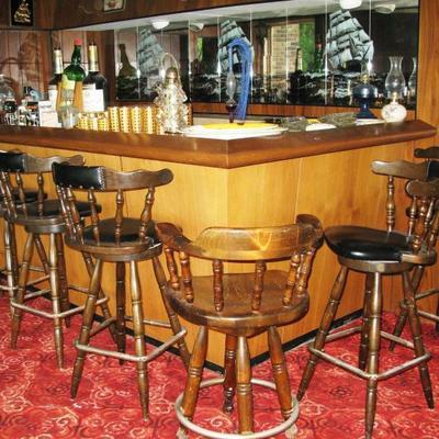 bar stools   $ 20.00 each