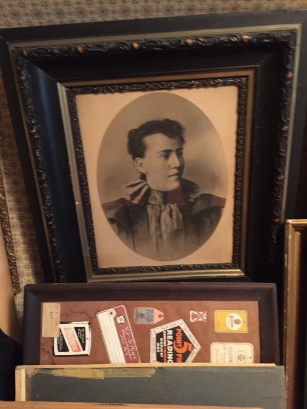 Antique Frames and Photos