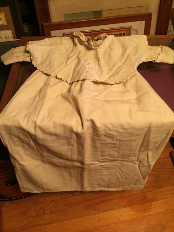 Antique Infant Gown