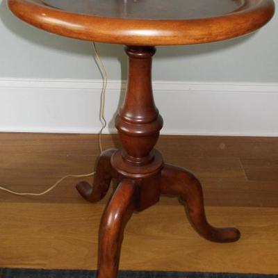 Empire style candle stand $145 17 1/2 X 26
