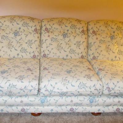Sofa $250