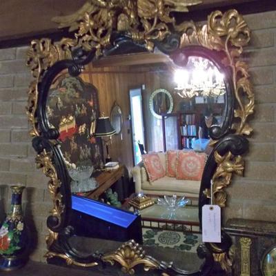 Federalist mirror $1,250 34 X 47