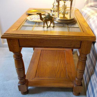 End table $69