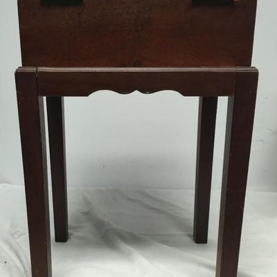 Wooden Storage Box Table DN8008 Local Pickup https://www.ebay.com/itm/113283964618