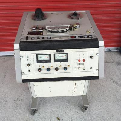 "OTARI MTR-10 1/2"" 4 track tape machine reel to reel CW003 Local Pickup https://www.ebay.com/itm/123400132067"