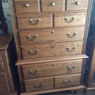 Part of set for $600