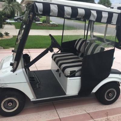 1996 Club Car Electric $1,700