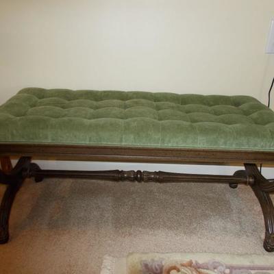 Bench $110 36 X 16
