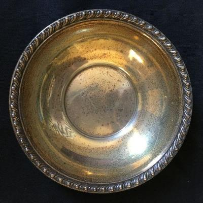 Wallace Sterling Bowl