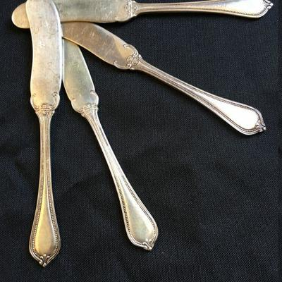 Sterling Butter Knives