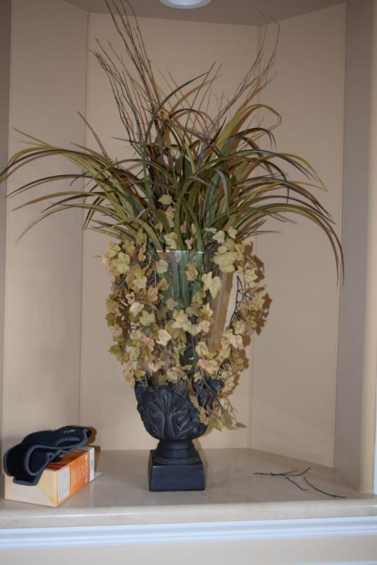 Artificial Plant in Vase