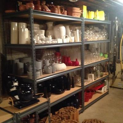 Large inventory of former up scale floral business