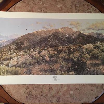 John 8:32 By Larry Dyke LE; Signed; #60/1500