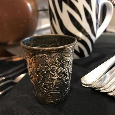 Cherub cup. $30