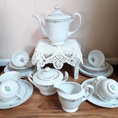 Tea Service for 6