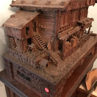 Antique Brittany, France Cave a Liqueur and Cigar Case Music Box $6000 This is three collectibles in one. It is a music box with key....