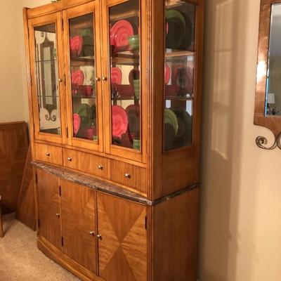 Matching Dining Hutch