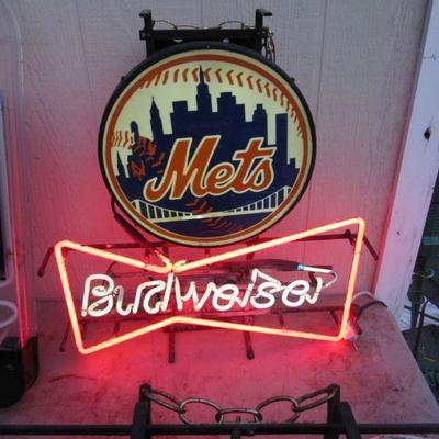 Mets Budweiser