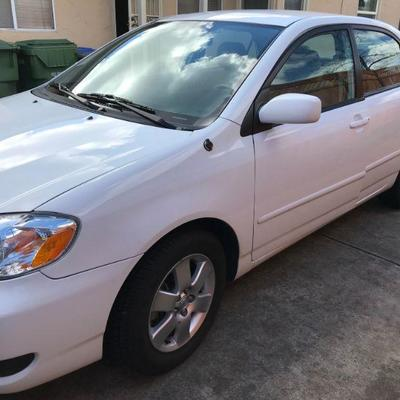 2007 Toyota Corolla LE 95,413k Pristine condition inside and out!
