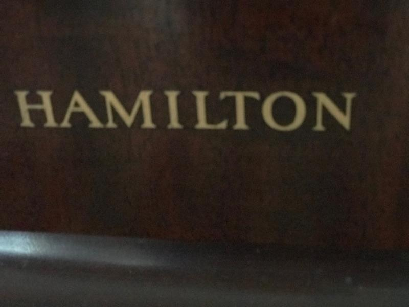 "Baldwin Hamilton Aerosonic upright piano $1999 60 X 26 X 35"""