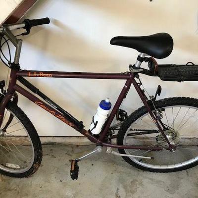 LL Bean Bike.