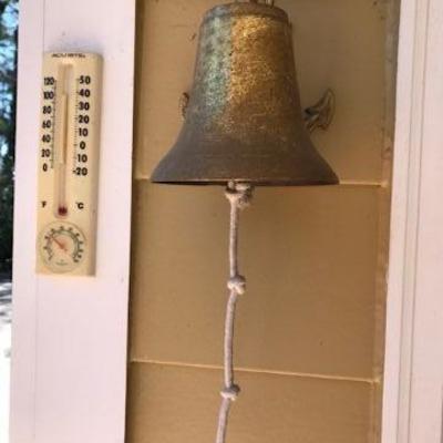 Brass Bell.