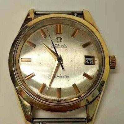 OMEGA SEA MASTER AUTOMATIC GOLD FILLED MEN'S WATCH RUNS RX106 https://www.ebay.com/itm/113728995831