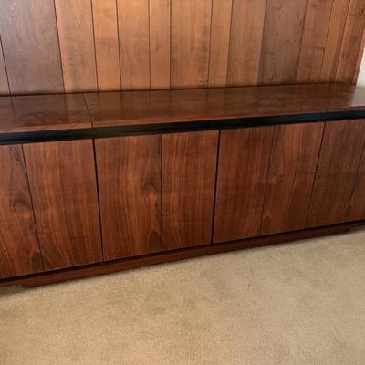 MCM Hi-Fi cabinet