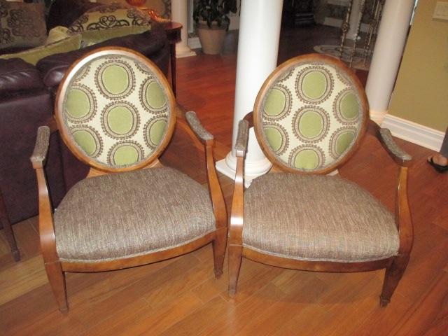 Custom Matching Seating