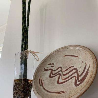 Slip Decorated Redware