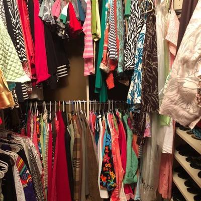 SO many cute, stylish clothes!