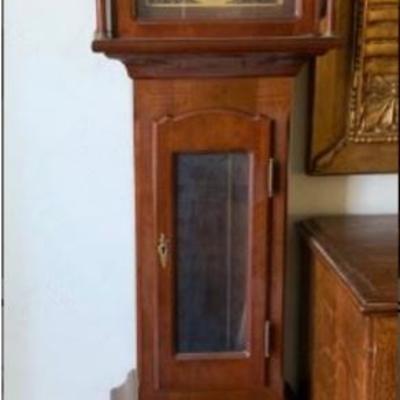 Daneker grandmother's clock