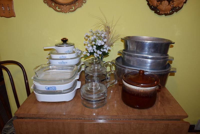Corningware, Cookware