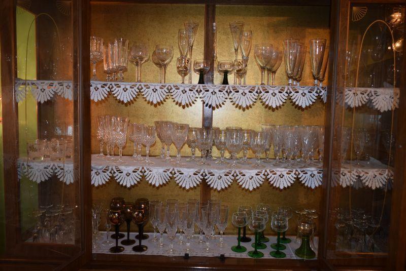 Stemware, Glassware