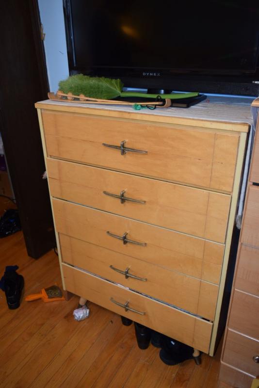Vintage Chest Dresser