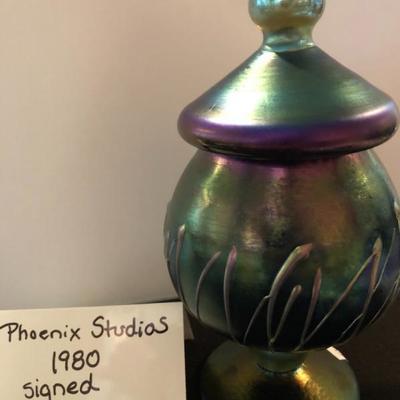 Signed Phoenix Studios (1980)