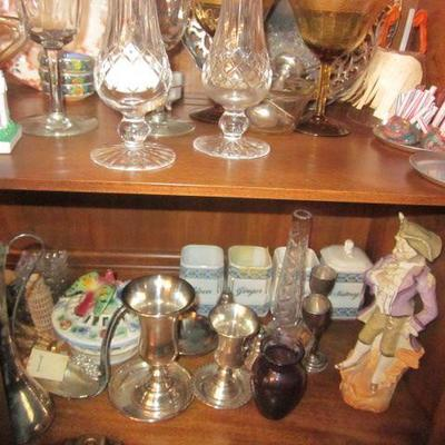 Tons of Vintage Retro Smalls Limoges China Service Elite