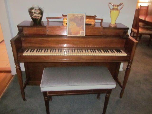 Hardman Upright Piano