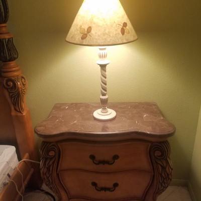 Pair nightstands