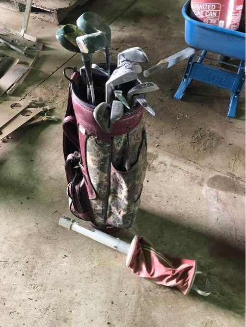 Miller Time Barn Clubs