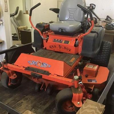 Bad Boy Commercial Mower