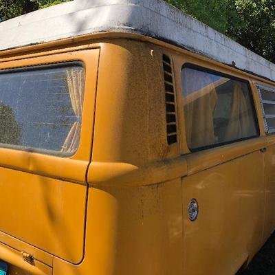 This classic Volkswagen camper van is now  being offered at $16,500. It has a brand new fuel pump  being installed today and a brand new...