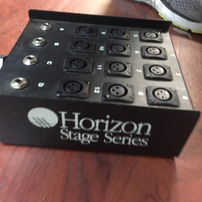 Horizon Stage Series 12 Channels w/ 41/4