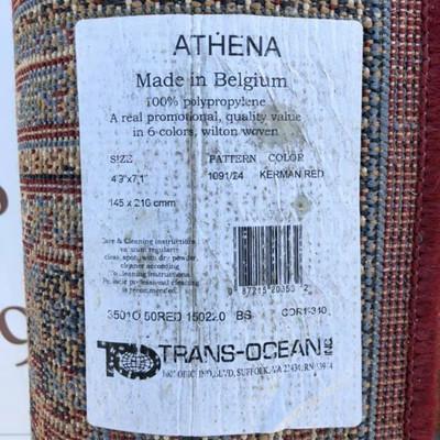 Athena Belgium Area Rug $20 LA000A1$20